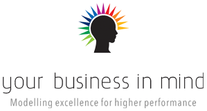 Your Business in mind logo